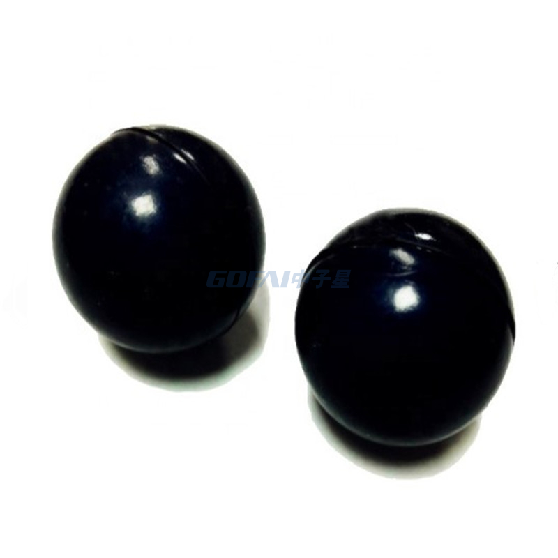 70mm 75mm 82mm Seamless Molded Industrial Solid Nitrile Rubber Balls