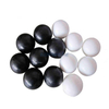 Wear Resistance Black Rubber Balls with 3mm 5mm 6mm 8mm 9mm 10mm 17mm 21mm