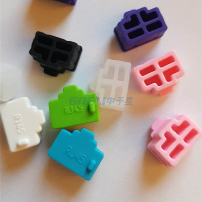Anti-dust Protective Rubber Usb Plug Silicone Micro Dust Usb Cover