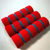 Foamed NBR Rubber Handle Grips for Fitness Equipment