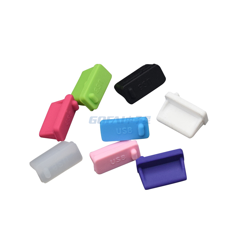 Computer USB Type A Female Port Dust Cover