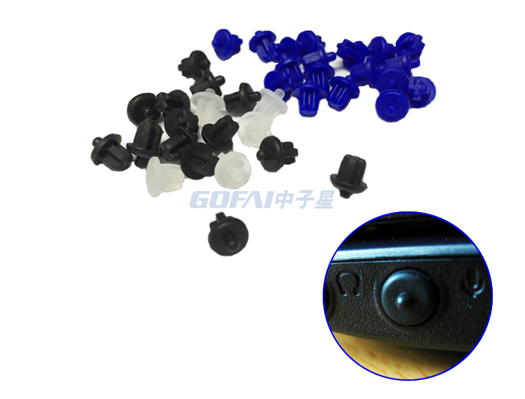 Audio A 3.5mm Earphone Jack Silicone Rubber Dust Cover