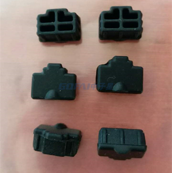 Rubber Dust Plug And Rubber Dust Cover for RJ45/RJ11