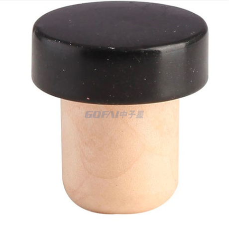 Rubber Cork Stopper for Wine Bottle