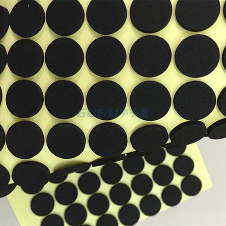 China Supplier of Self Adhesive Rubber Feet for Furnithure