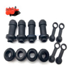 Motorcycle Disc Brake Lower Pump Rubber Dust Cover