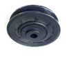 90mm Weight Lifting Plastic Pulley Wheel Gym Equipment Accessories